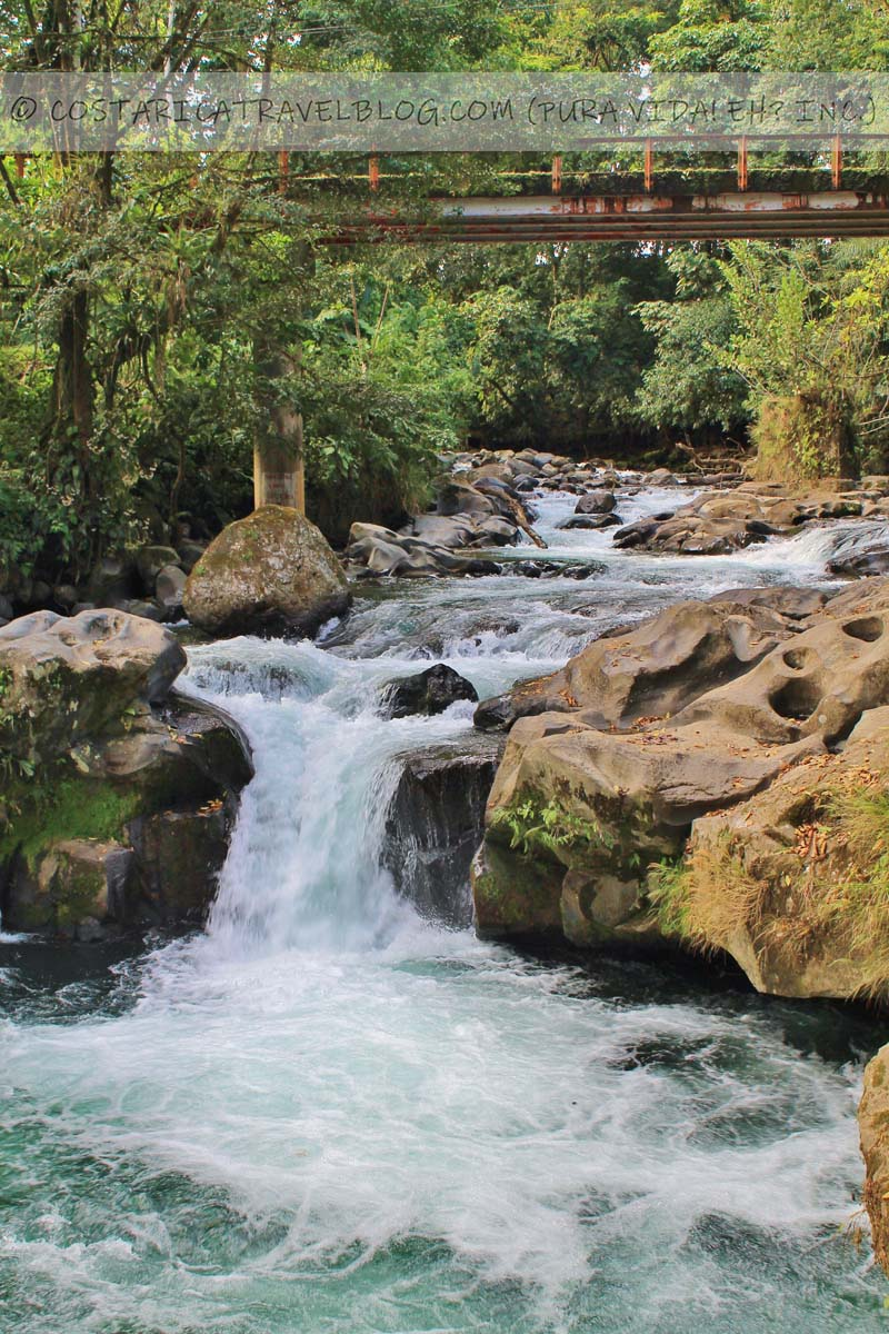2020 El Salto Costa Rica Free Tarzan Rope Swing And Swimming Holes In La Fortuna Arenal The Official Costa Rica Travel Blog