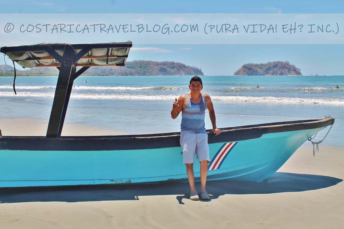 Playa Samara Costa Rica