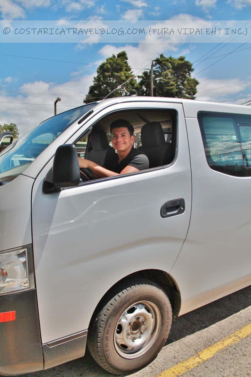 Costa Rica car rental scams