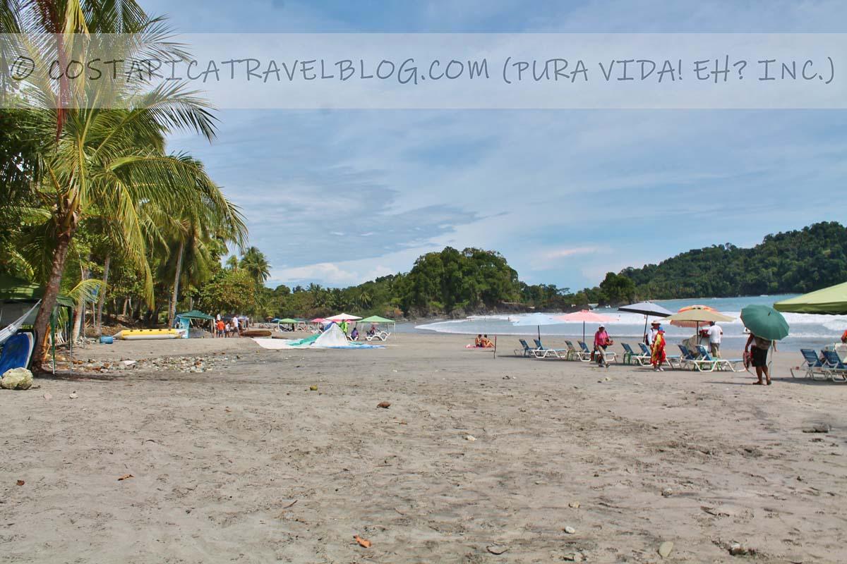Playa Espadilla Norte Costa Rica