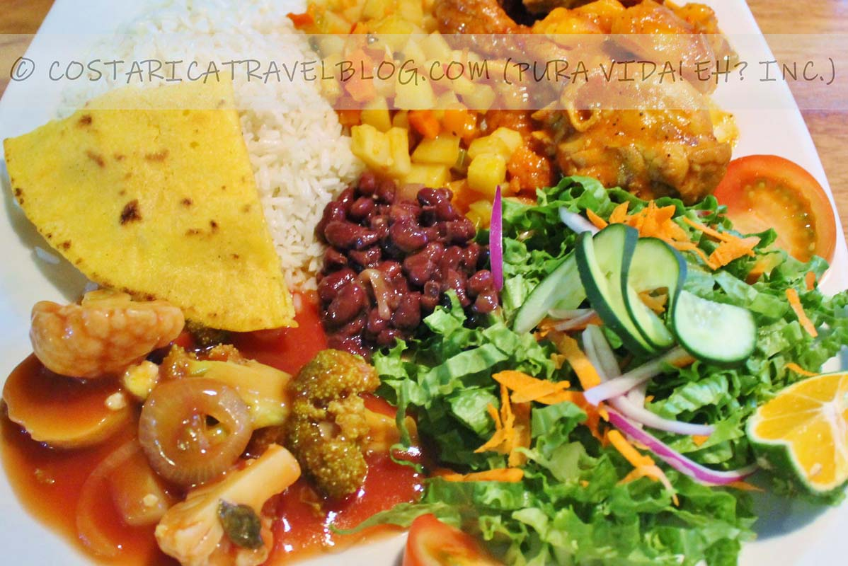 things to eat in Costa Rica