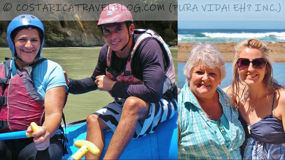 Feliz Día de la Madre (Happy Mother's Day) To Costa Rican Mamás And Moms Who Are Tica At Heart
