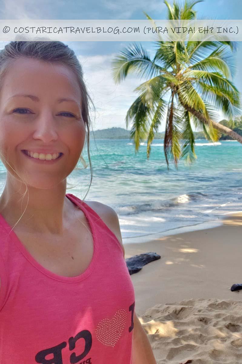 Playa Arrecife Costa Rica