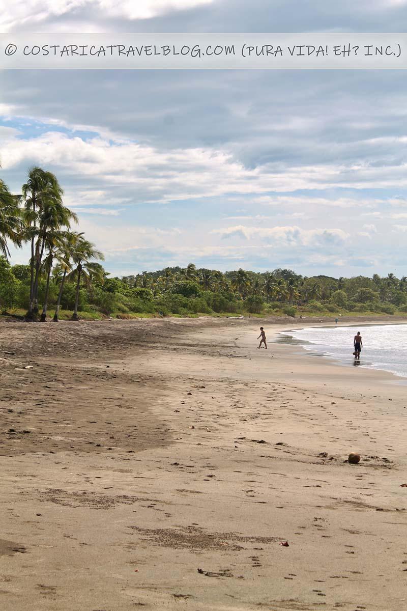 Playa Junquillal Costa Rica