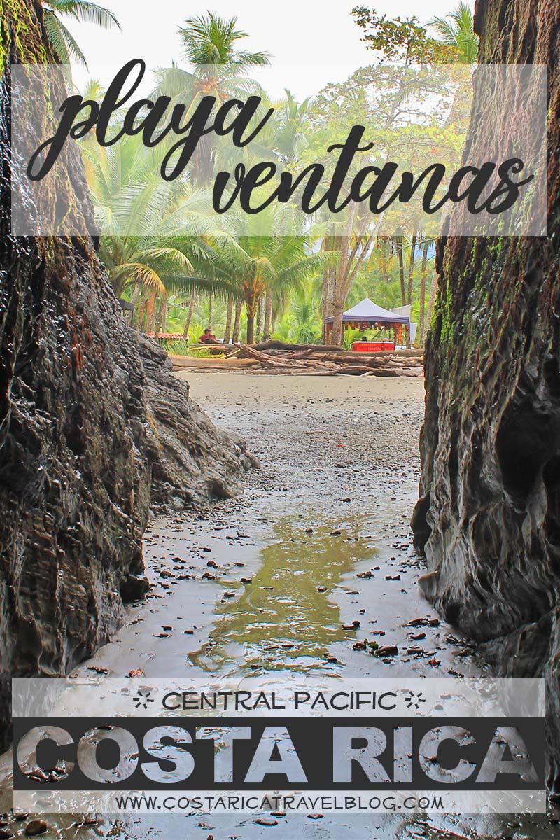 Playa Ventanas Costa Rica
