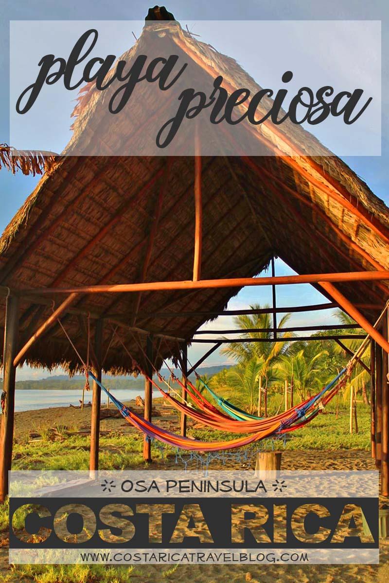 Playa Preciosa Costa Rica