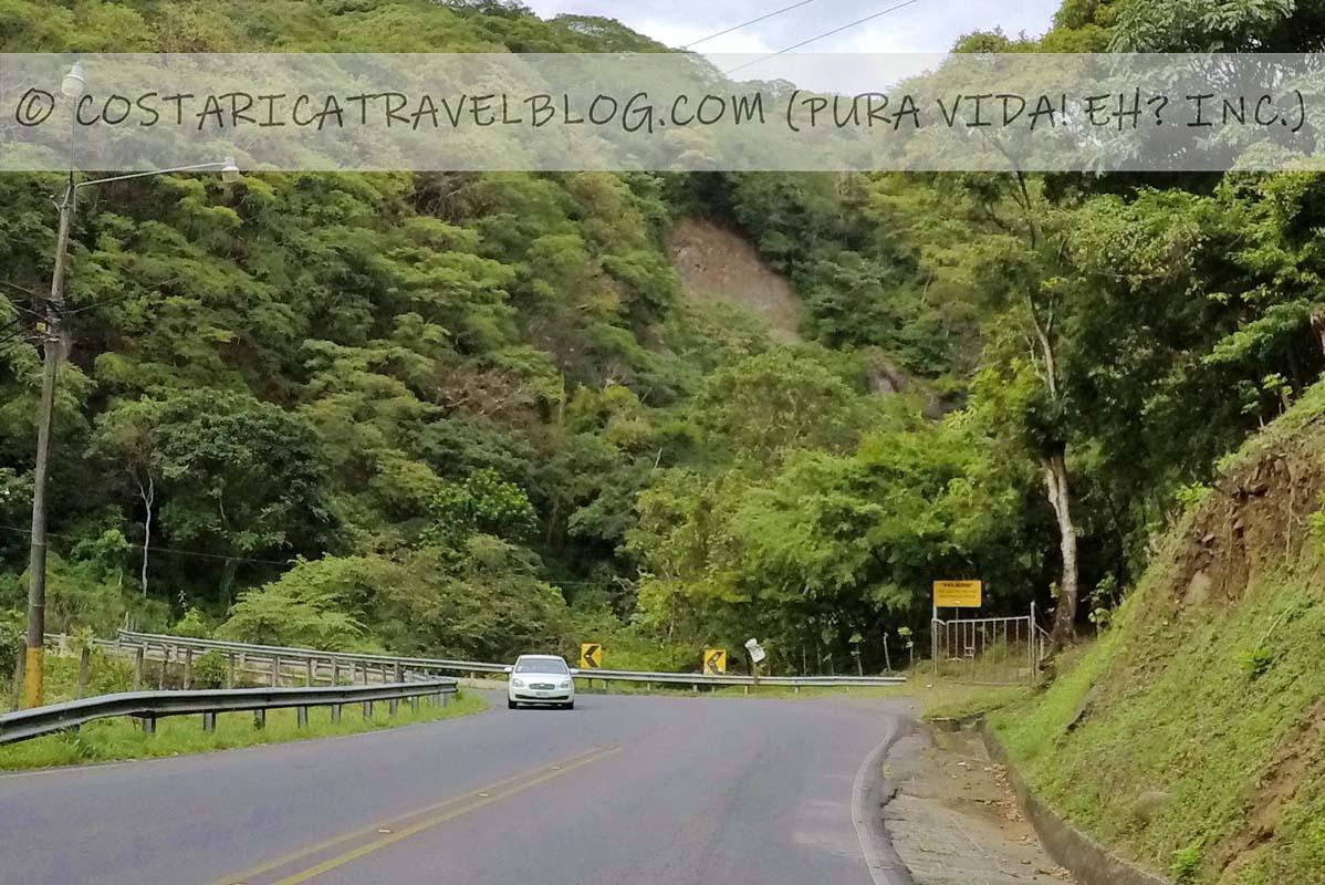 Costa Rica highway conditions