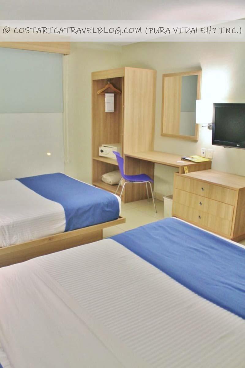 SJO airport hotels