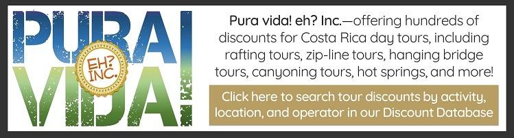 Costa Rica tour discounts